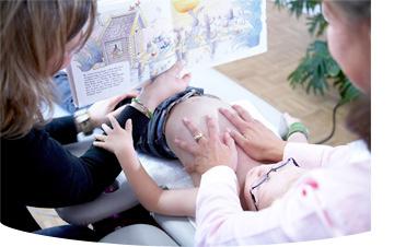 Therapie für Kinder - Praxis für Osteopathie - Münster
